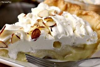 Custard and Cream Pie Recipes