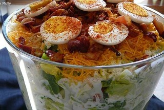 Layered Salad Recipes
