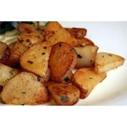 Steve's Famous Garlic Home Fries