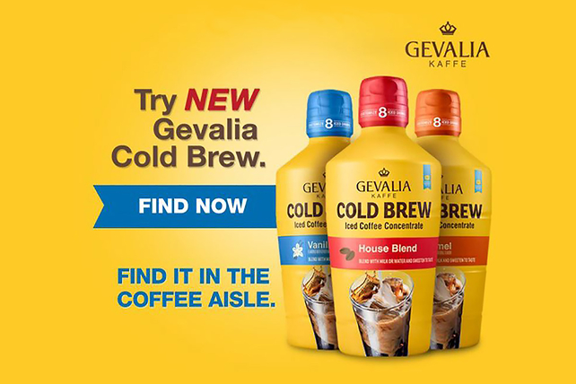 GEVALIA Hot Chai Tea Latte