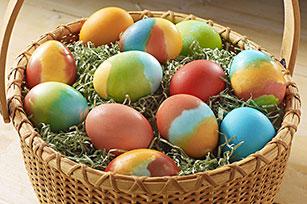 KOOL-AID Tie-Dye Easter Eggs